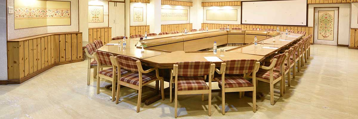 conference facilties at hotel swaroop vilas udaipur